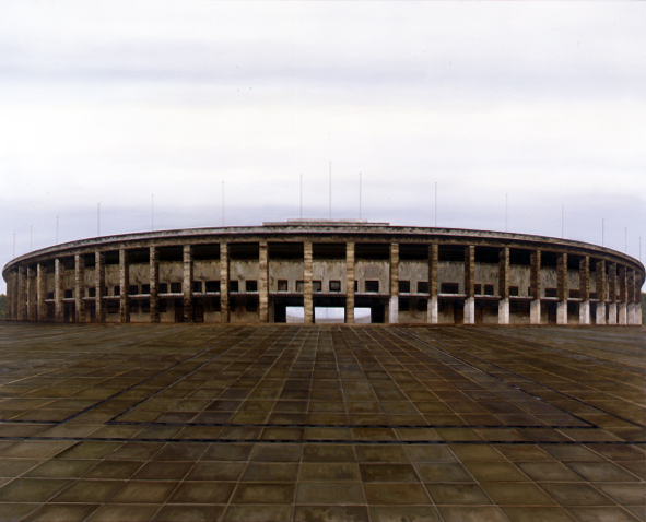 2002, Berlin, Olympia Stadion