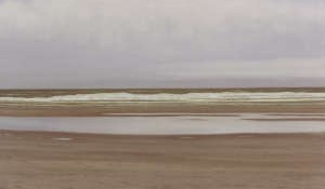 2004 - De Noordzee 2 - Oil on canvas - 80 x 100