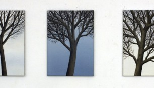 2012 - Trees - Oil on canvas - 35 x 50 each